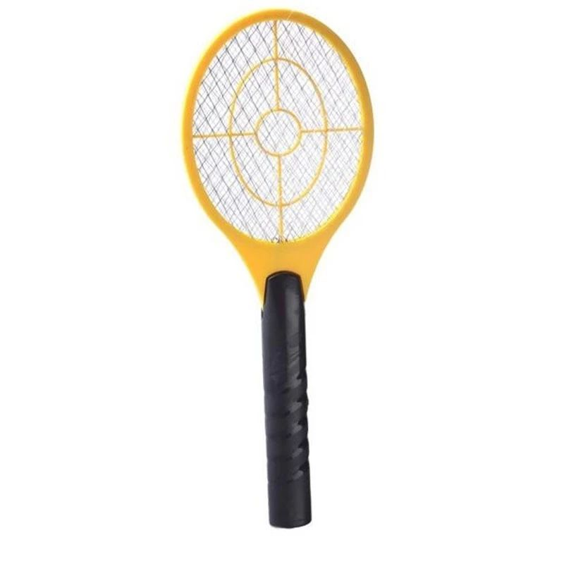 2020 Eco-friendly Electric Fly Swatter Mosquito Bat Anti Mosquito Killer Swatter MOSQUITOES Insect Control Rechargeable Stocked