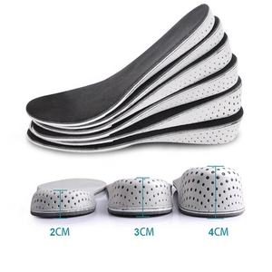 Wholesale Adjustable EVA Heightening Shoe Pad Winter Foot Care Protector Insoles Elastic Cushion Arch Support Insert Heel Pads