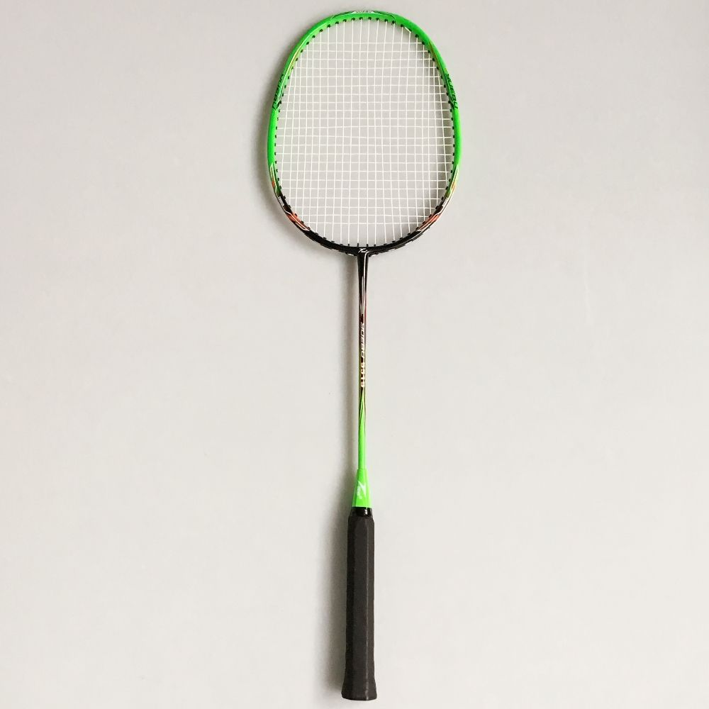 Kawasaki Staal Top Badminton Rackets Professionele Badminton <span class=keywords><strong>Racket</strong></span> Enkele Voor Beginner Training