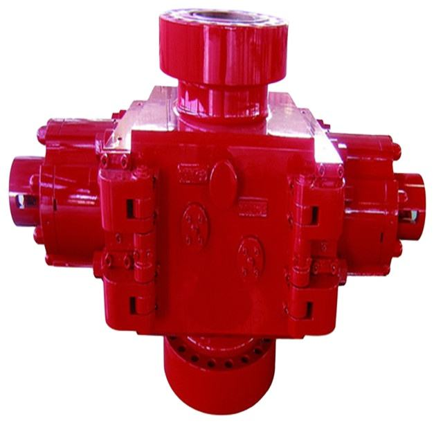 Shaffer Double Ram BOP (blowout preventer)