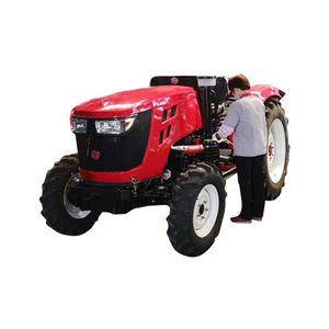 Professional Manufacturer tractor machine agricultural traktor 4x4 mini tractor