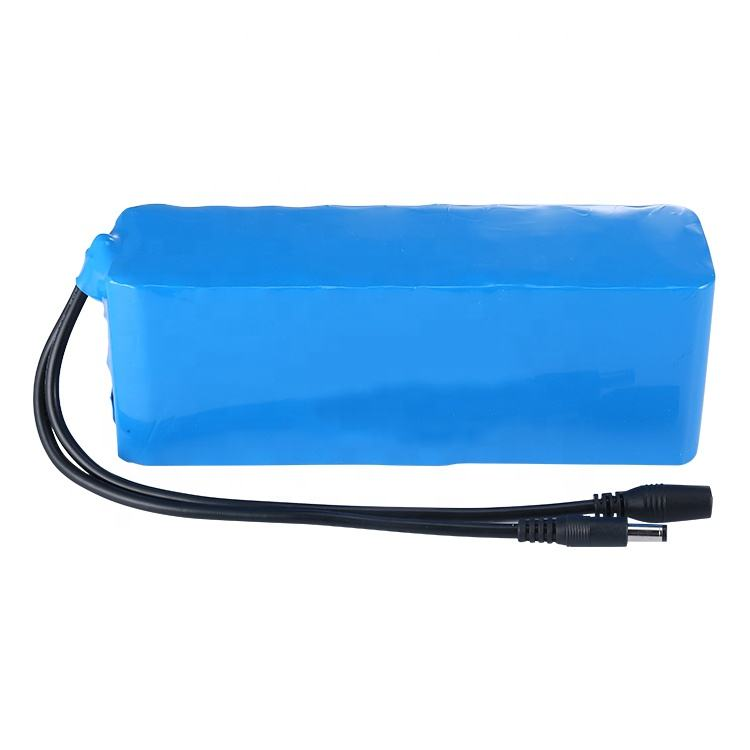 12V 24Ah 18650 Lithium ion Battery Pack for Outdoor Speaker/Solar Light/Electric Scooter/Tools/LED Light