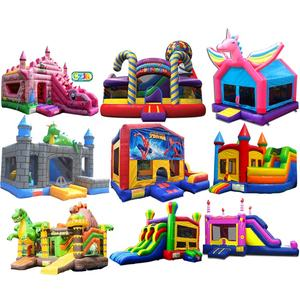 blow up clearance commercial jumper inflatable bouncer bounce house with blower