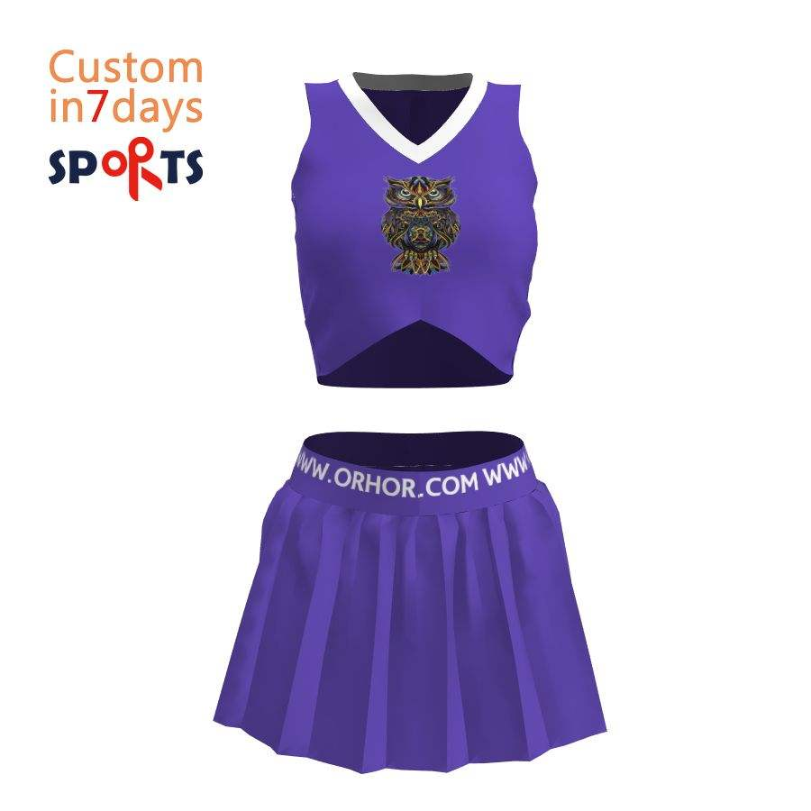 Cheer Conception Tenue Pratique <span class=keywords><strong>Uniforme</strong></span> Vêtements Pour Adulte uniformes <span class=keywords><strong>de</strong></span> Cheerleading