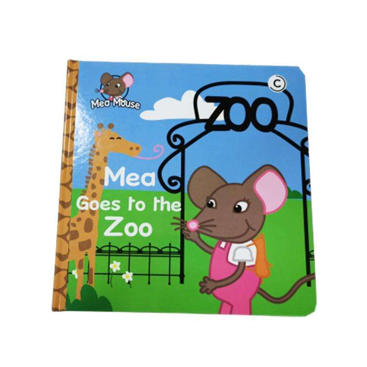 high quality colorful printed english story book wholesale for kids/children