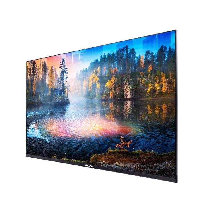 4k Smart <span class=keywords><strong>TV</strong></span> 85 Pollici 4K <span class=keywords><strong>Led</strong></span> Ultra Sottile Android Televisione SOZN <span class=keywords><strong>Marca</strong></span> <span class=keywords><strong>TV</strong></span>