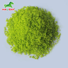 High-Elasticity Sponge Model Material Colorful Organic Tree Powder (Granule)
