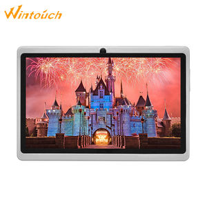 High quality cheap tablet pc 7 inch android 4.4 dual cam all winner A33 quad core tablet pc