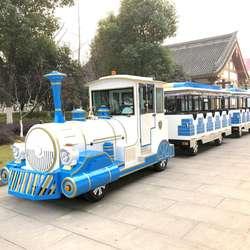 fun park used theme park gasoline tour road trackless tourist passenger Train price