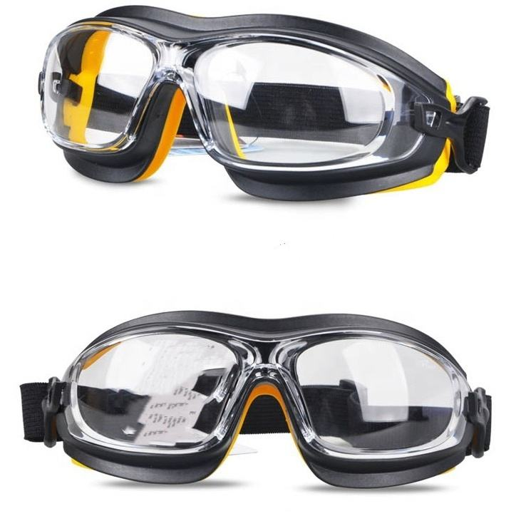 Safety protection anti-shock eye protection labor insuranGB glasses factory direct