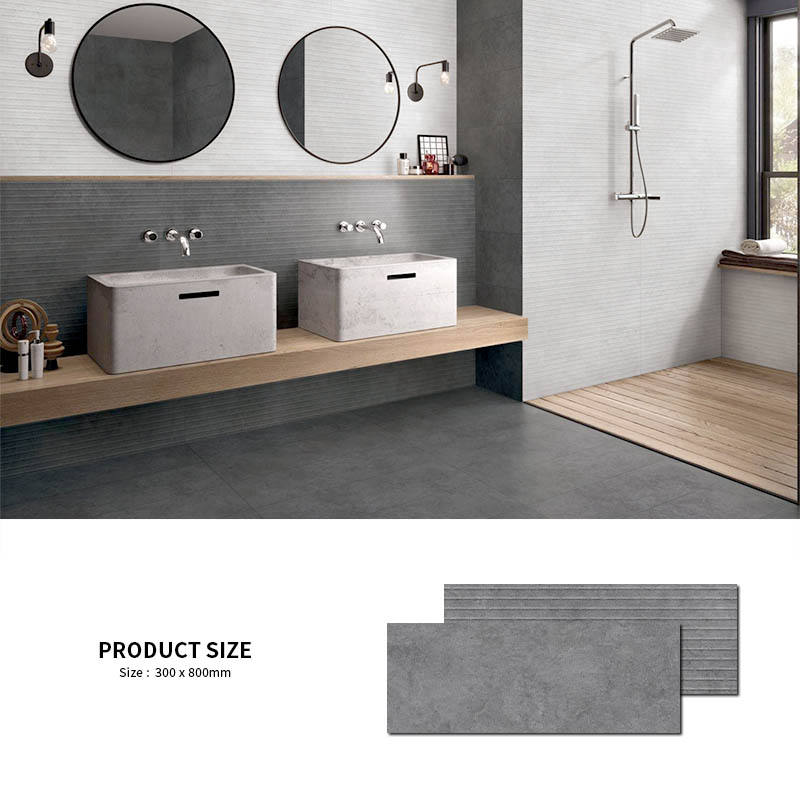 Firebrick [ Tile Tiles ] Tile Suppliers Bolande Foshan Dark Gray Interior Matte Finishing Porcelain Kitchen Bathroom Floor Tile And Wall Tiles