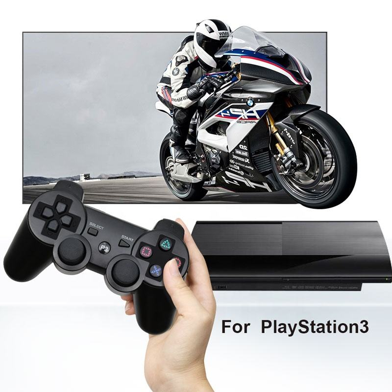 New Fashion Bluetooth Home Video Game Console Wireless game console ps3 Joystick with Vibration Function