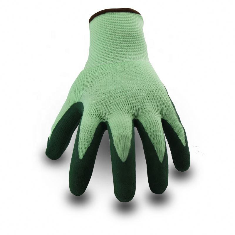 QL Latex Coated Breathable Child leisure time protection Gloves