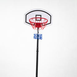adjustable stainless steel basketball stand