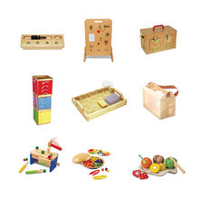Montessori Educational Toys Early Childhood Teaching Aids Custom Kids Montessori Materials Wholesale Montessori Toys Set