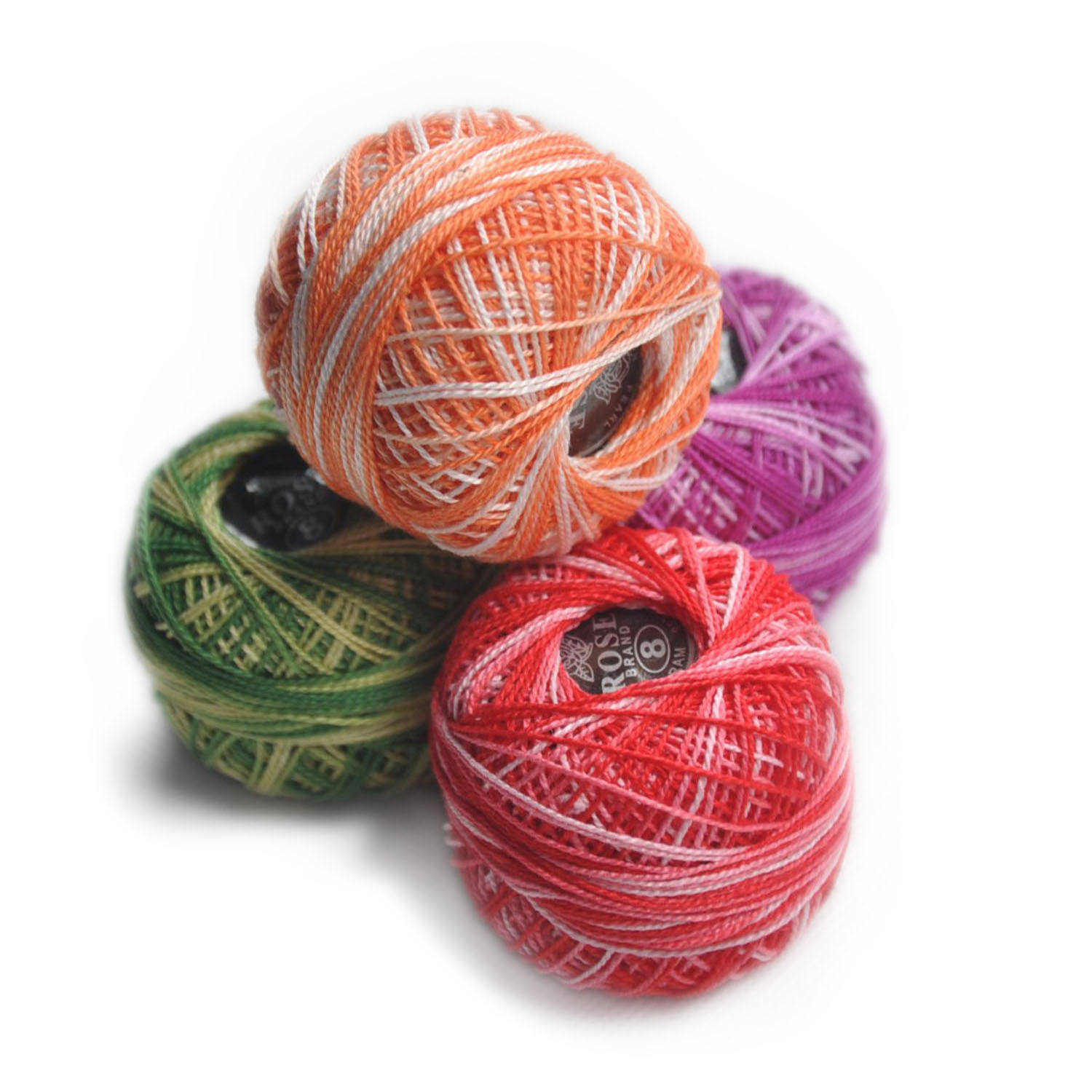 100% Cotton Mercerized Crochet Thread And Yarn Hot Sale