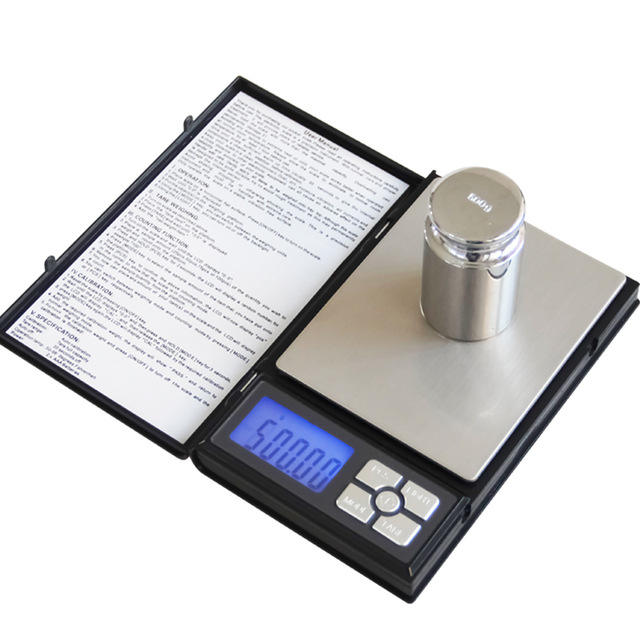 Digital Weighing Scales Diamond Tester High Precision Pocket Balance