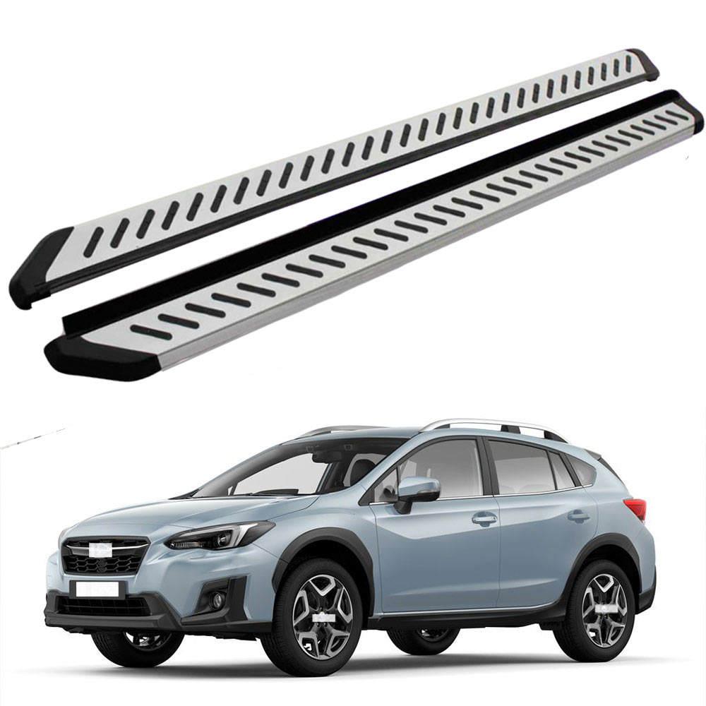 Carbon Fiber Car Wind Deflector Board Trims For Subaru Impreza GDA GDB GDC 7 8 9