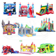 party rental moonwalk bouncy inflatable trampoline for child