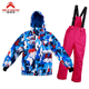 ski wear for children,kids ski jacket and snow pants snow trousers
