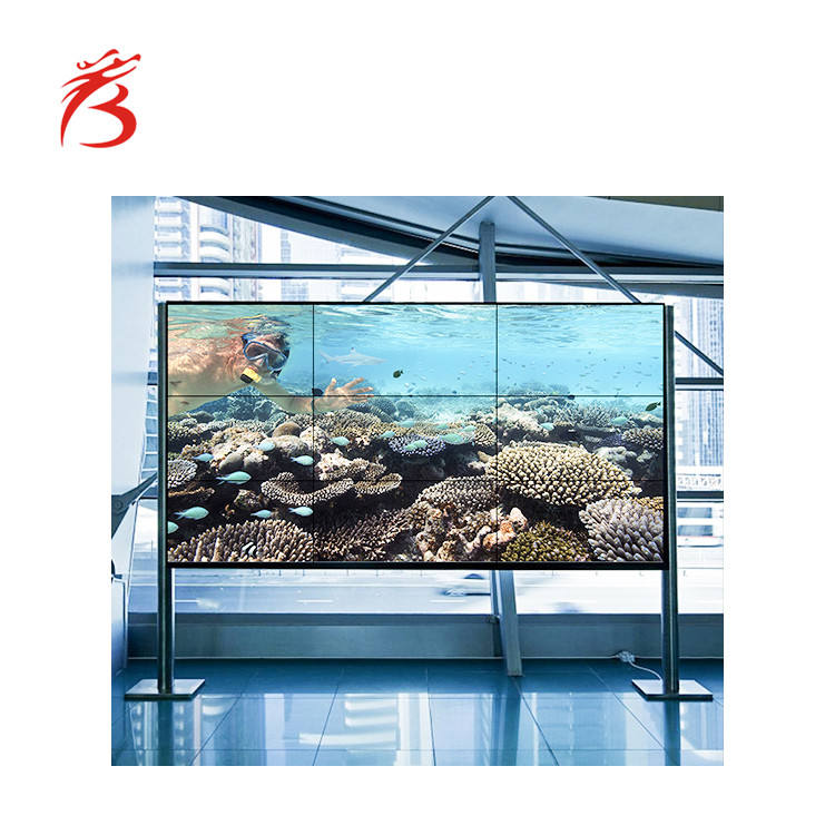 Outdoor Video Wall Lcd P6mm Led Video Wall Screen Reclame Display