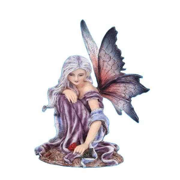Novelty Polyresin Fancy Fairy Sculpture