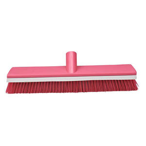 Popular Household Asian Chinese Push Sweeping Floor Hand Broom Head