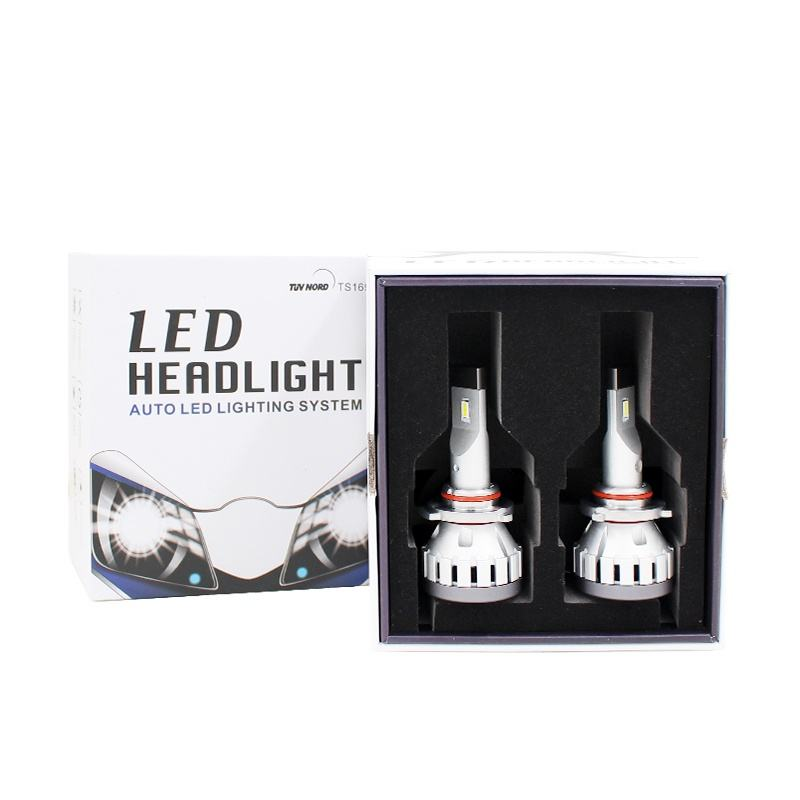 Hot Sell Q3 72W 12000LM With Strong CAN-BUS LED Headlight Bulb 9005 h4 H11
