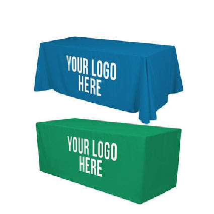 personalized customization table banner printing service one for sale