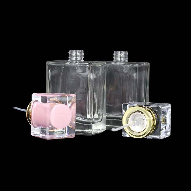 2020 New Design Print Pattern Light Switch Plate 30ML 50ML 100ML Perfume Bottle