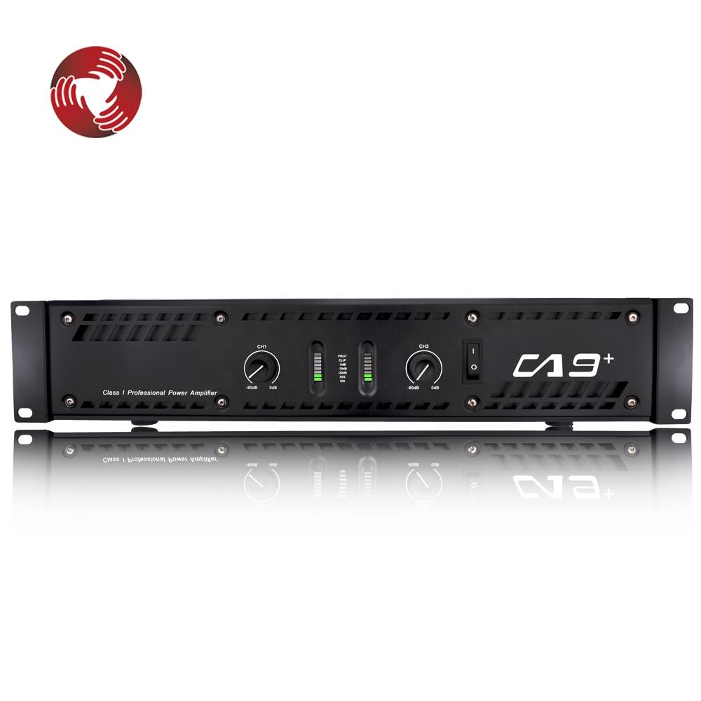 Hot-Selling Kelas Profesional H Ca9 + Power Amplifier