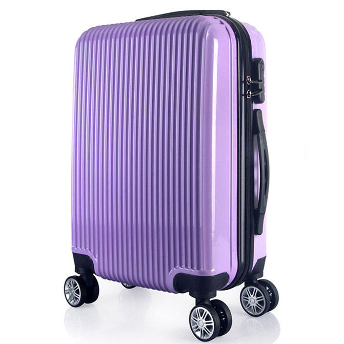 Wholesale price ABS Trolley luggage bag case