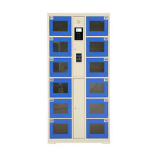 Card operate rfid locker cabinet lock smart locker for gym or factory