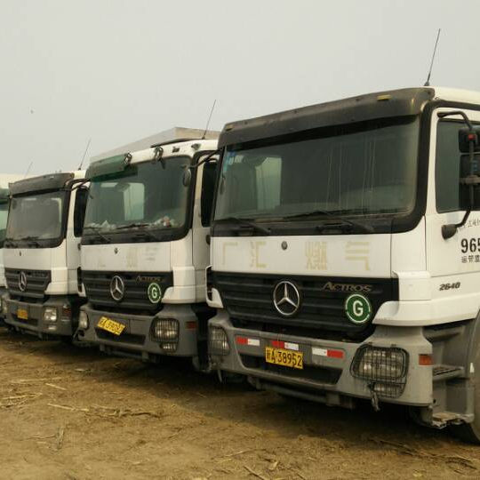 Used ben truck orginal car from germany 2631 2040 2640 3340