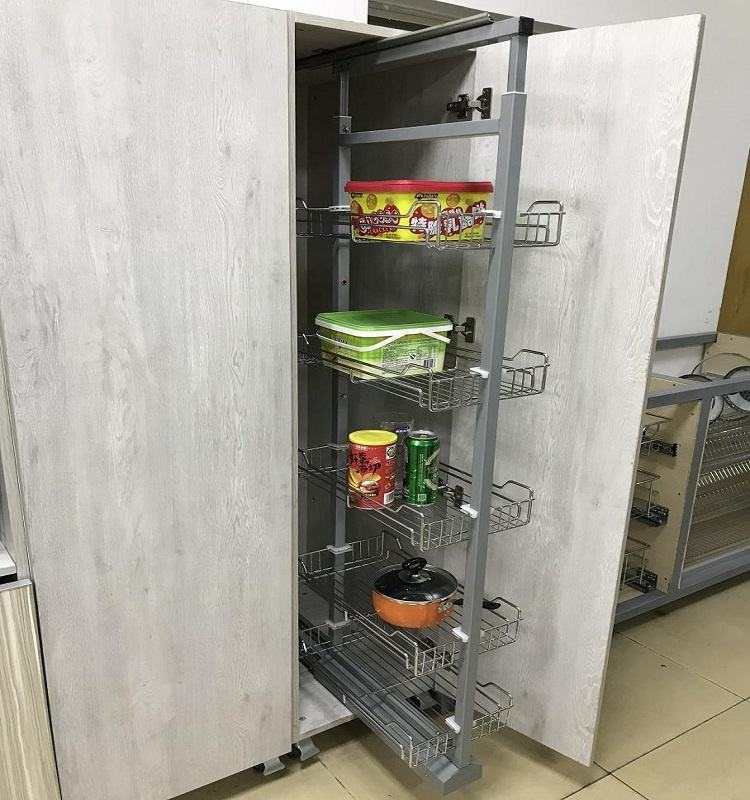 Competitive Tall Wire Storage Tandem Pull Out Organizer Cabinet Kitchen Pantry Units Buy Wire Chrome Shelving Unit With Corner Units Kitchen Cabinets Wall Units Tall Unit In Kitchen Product On Alibaba Com