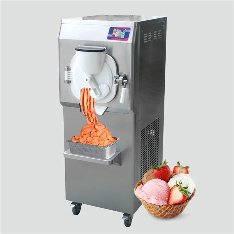 Commercial best selling good quality hard ice cream making machine with CE