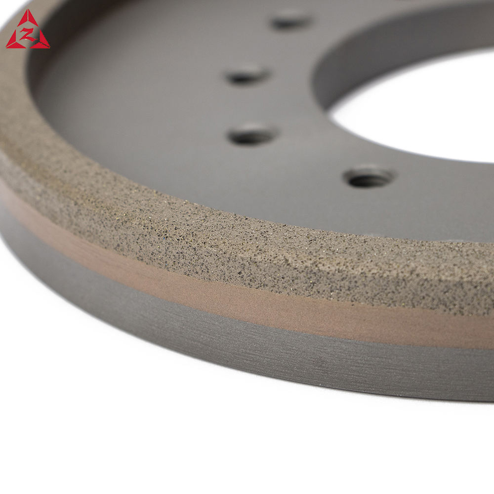 Dry Squaring Wheels for Wall Tiles with Water Absorption Rate Above 2%