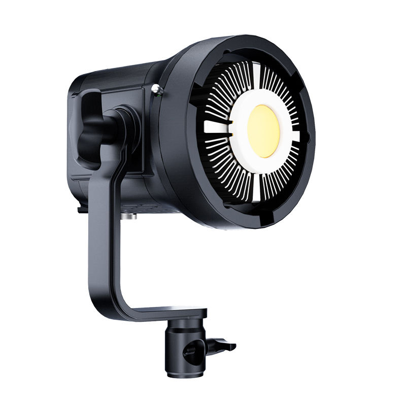 Tolifo 2021 New Product SK-120DS COB Led Lighting 120W 5600K High Brightness Monolight With Led Display For Photography Studio