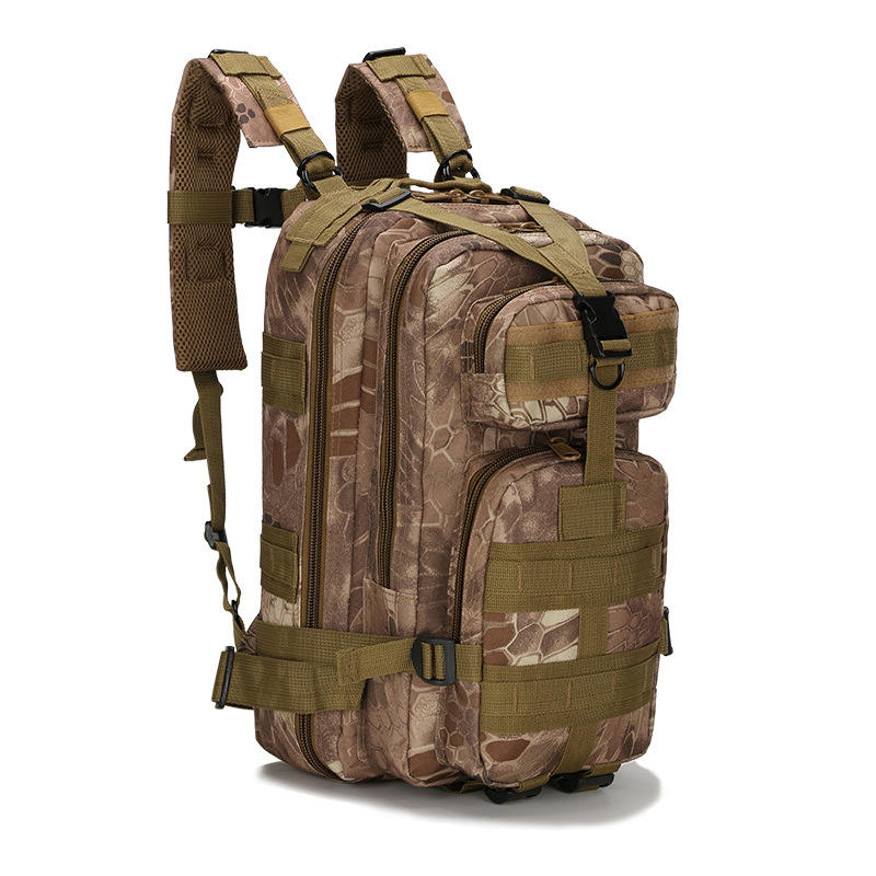 Waterproof nylon army tactical backpack wholesale multi-function outdoor military bag high quality hiking military backpack