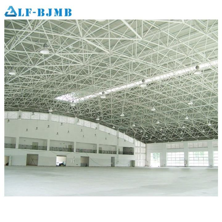 Lightweight Steel Structural Building Aircraft Hangar Lightweight Structure