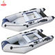 For 6-8 person 3.6-4.0m Assault boat Inflatables Boat 0.9mm PVC Inflatable Laminated Wear-Resistant Fishing Boat Oars Pump