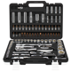 Customized Household Auto Bicycle Repair Tool kit 94pcs Socket Wrench Set