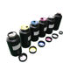 Less smell UV curable ink for inkjet printers with Epson XP600/DX5/DX7 print heads