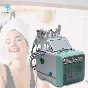 skin care rf ultrasonic deep facial cleansing machine small bubbles beauty spa equipment