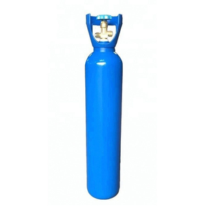 High pressure 10l 300 bar air tank/oxygen gas cylinder for medical use
