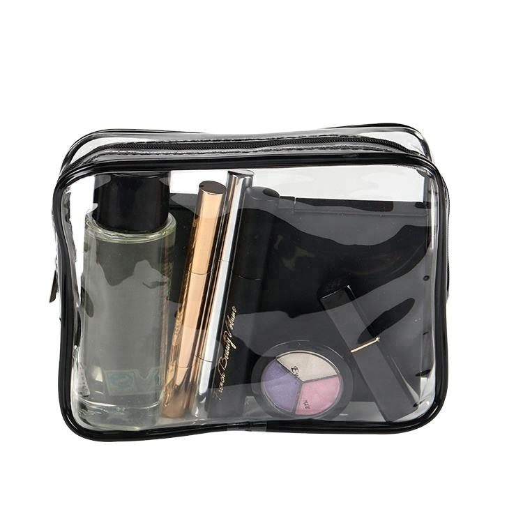 Reizen Transparante Pvc Wc Eco Beauty Cosmetische Bag Clear Make Up Pouch