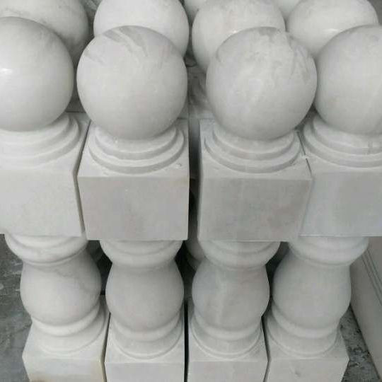 Chinese Marble And Granite Baluster for Sale Indoor and Outdoor