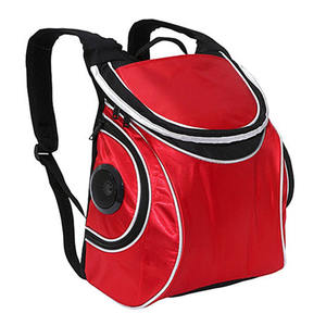 Wholesale Large Capacity New Design Trendy Picnic Cooler Bag with Speaker