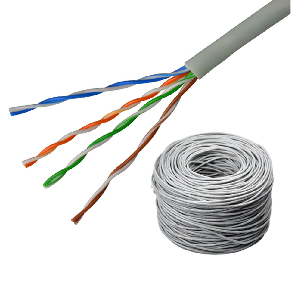 SIPU 305M Cat5 Network Ethernet Cable Roll UTP cat5e lan cable