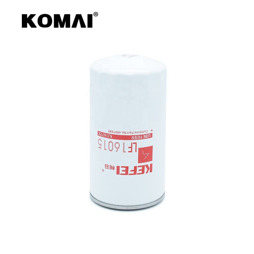Full Flow Spin-On For Komatsu New Holland Nissan P55-0520 Oil FIlter